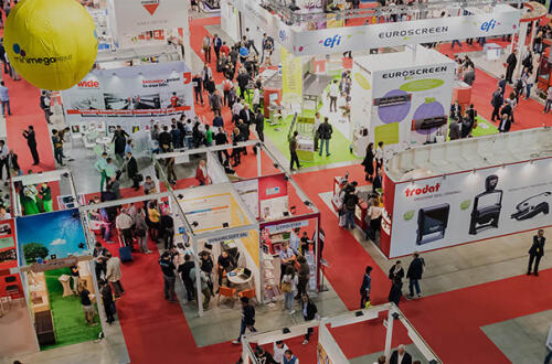 10 Ways Your Exhibition Booth Can Dominate Any Event