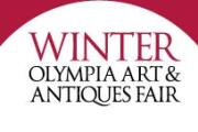 WINTER OLYMPIA ART AND ANTIQUES FAIR 2020 logo