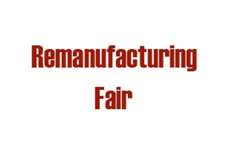 REMANUFACTURING FAIR logo
