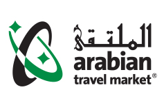 ARABIAN TRAVEL MARKET logo