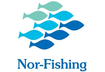 Nor-Fishing logo