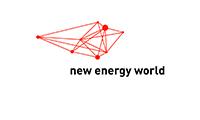 NEW ENERGY WORLD logo