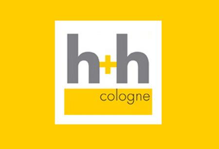 h + h cologne logo