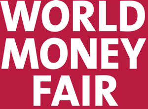 WORLD MONEY FAIR logo
