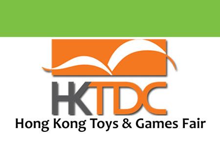 HKTDC Hong Kong Toys & Games Fair logo