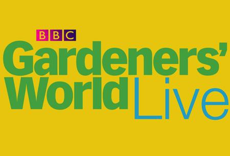 BBC Gardeners' World Live logo