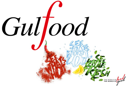 Gulfood Exhibition logo