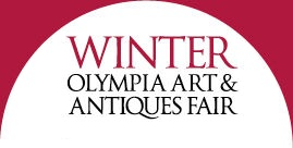 WINTER OLYMPIA ART AND ANTIQUES FAIR logo