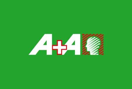 A + А logo