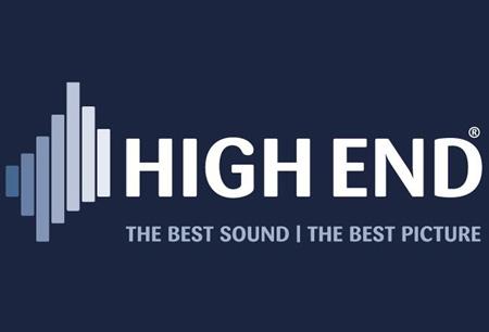 HIGH END logo