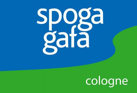spoga + gafa logo