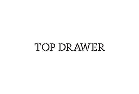 TOP DRAWER logo