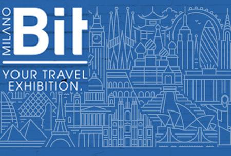 BIT - INTERNATIONAL TOURISM EXCHANGE logo