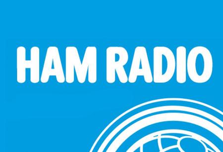 HAM RADIO logo