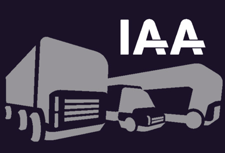 IAA Commercial Vehicles Hannover logo