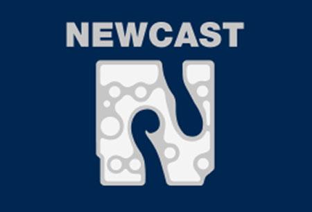 NEWCAST logo