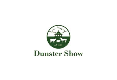 Dunster Show logo