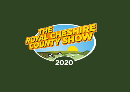 Cheshire County Show logo