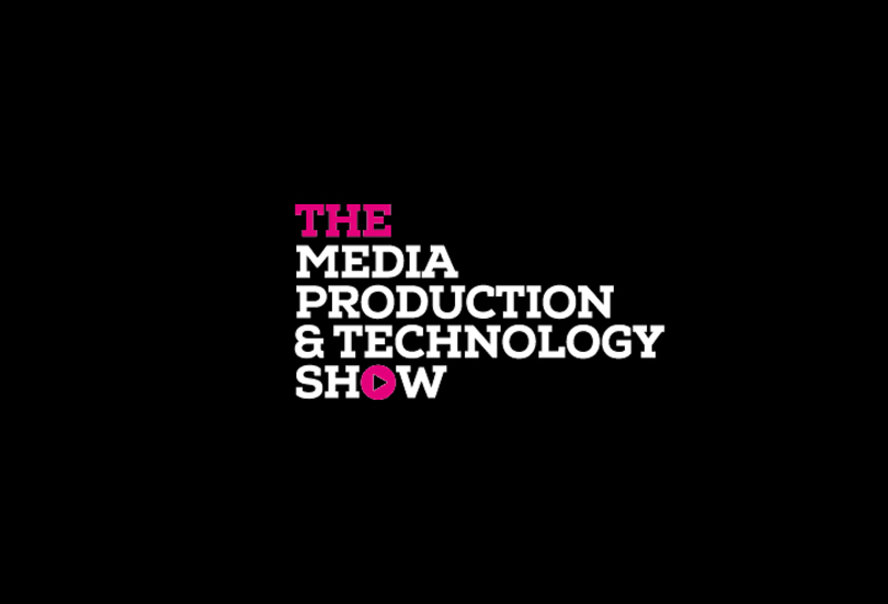 The media production and technology show logo