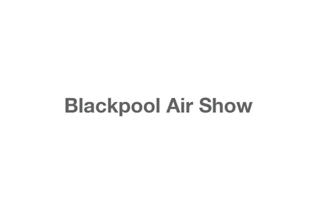 Blackpool Air show logo