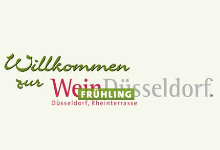 WeinFruhling Dusseldorf logo