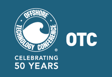 OTC (Offshore Technology Conference) logo
