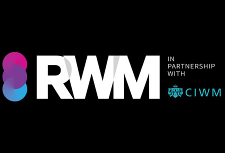 RWM - RECYCLING & WASTE MANAGEMENT logo