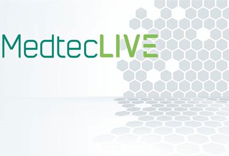 Medtec LIVE logo