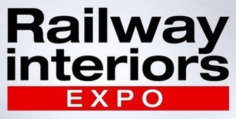 RAILWAY INTERIORS EXPO logo