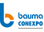 bauma CONEXPO INDIA logo