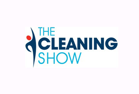 THE CLEANING SHOW logo