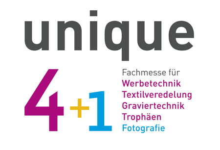 unique 4+1 logo