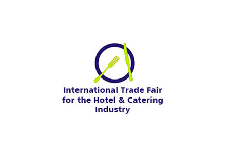 INTERNATIONAL TRADE FAIR FOR THE HOTEL & CATERING INDUSTRY logo