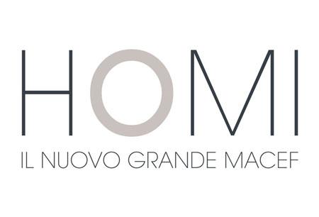 HOMI - IL NUOVO GRANDE MACEF logo